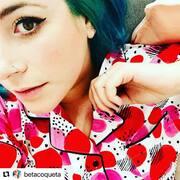 Que @betacoqueta nos siga poniendo voz... y deslumbrando, como hoy, con camisa pijamera (así se llama) de @lolinabycarolinaorts que tienes en SMILE❤️😍#tequeremos #color #alegria #betacoqueta #inloveconestachica #lolina #smile #smiletiendas #multibrandstore #cosasbonitas #beautifulpeople #modaespañola #diseñoespañol